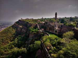 beautiful Chittorgarh Fort Rajasthan
