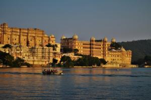 boating Pichola Lake Udaipur City blog post