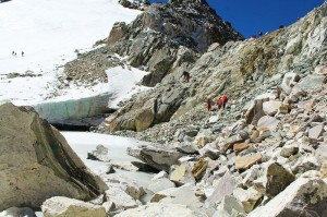 chola pass Everest Base Camp trek