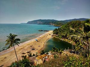 cola beach south goa