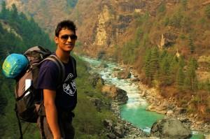 dudh kosi river everest base camp trek