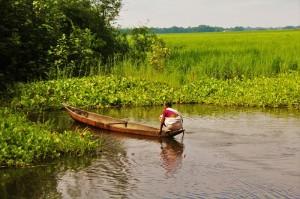 fishing time majuli river island assam