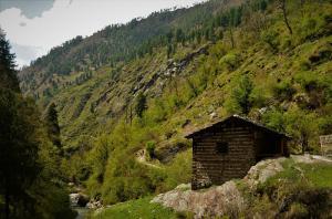 green valley Kasol Himachal