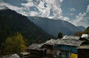 houses Kasol Himachal