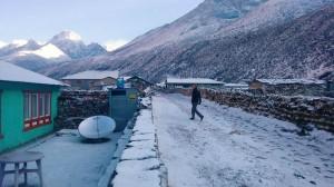 pheriche Everest Base Camp trek