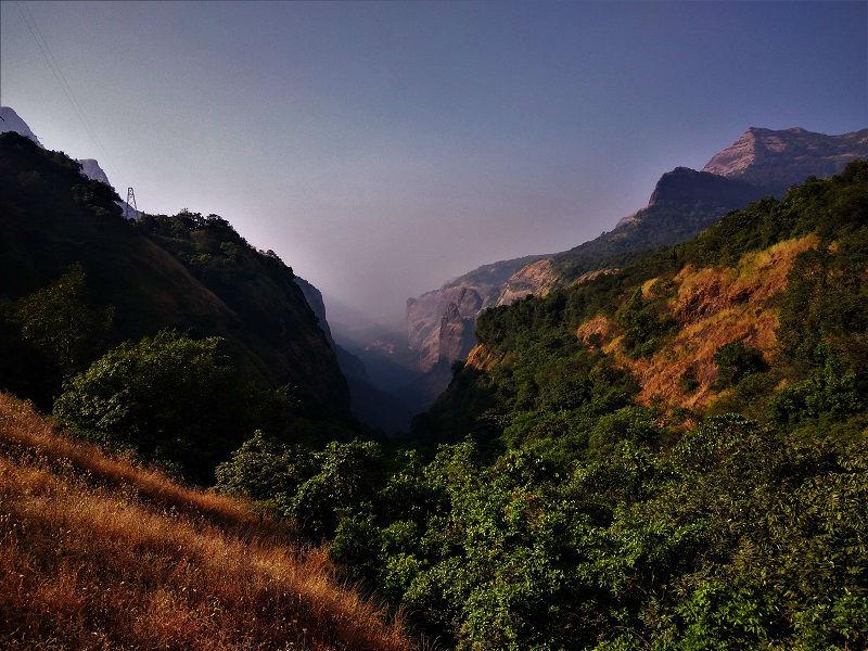 valley crossing Andharban Jungle trek