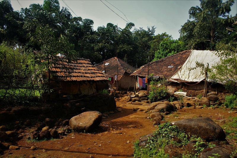 village on Andharban Jungle trek