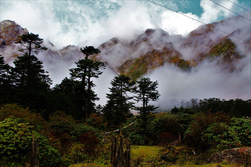 Zero Point Sikkim Where Civilians Road Ends To Heaven